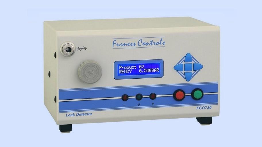 FCO730 Pressure Decay Leak Detector
