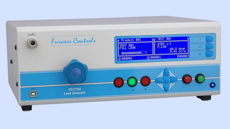 Model 754 Continuous Flow Leak Detector