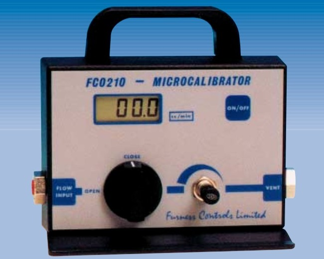 FCO210 Microcalibrator Digital Flow Meter