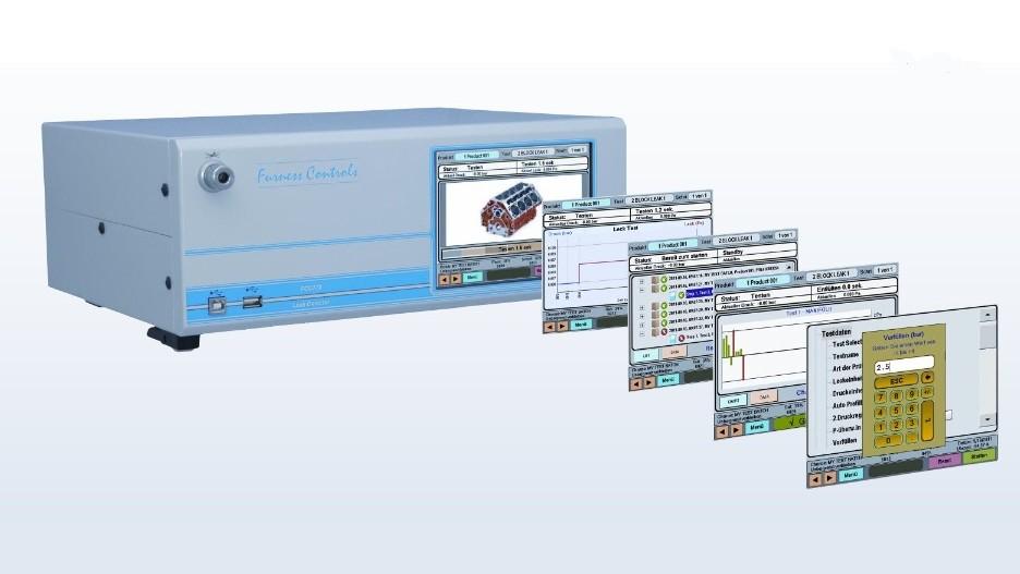 FCO770 Pressure Decay Leak Detector