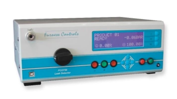 FCO750 Pressure Decay Leak Detector