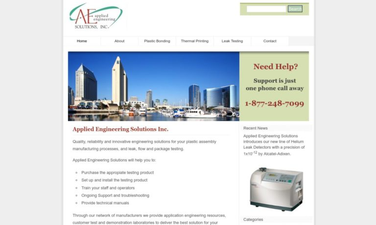 Applied Engineering Solutions, Inc