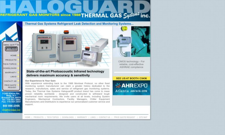 Thermal Gas Systems, Inc.