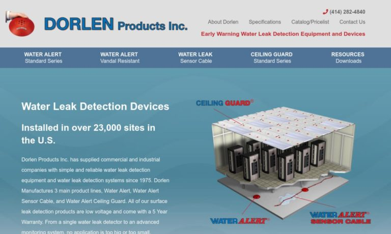 Dorlen Products, Inc.