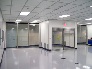 Positive Pressure Clean Rooms – Clean Air Technology, Inc.